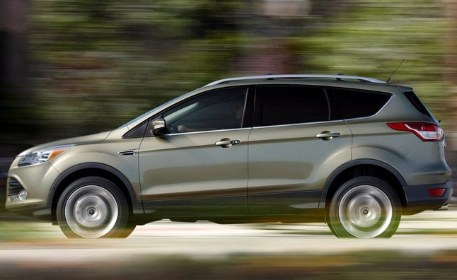 2013 Ford Escape Recalled for Brake Issues