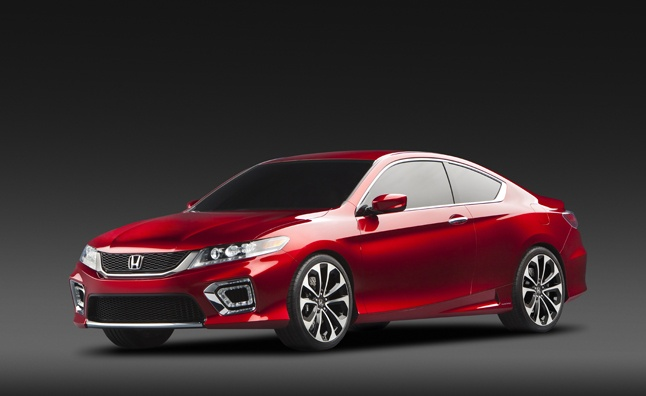 2013 Honda Accord Trim Levels and Features Leaked