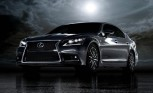 2013 Lexus LS Revealed, Challenging Audi to Grille Supremacy