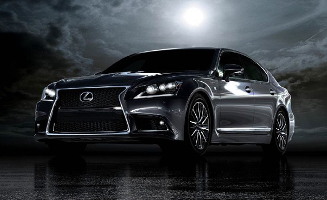 Watch the 2013 Lexus LS Unveiling Streamed Live