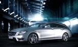 2013 Mercedes CLS63 AMG Shooting Brake Previewed