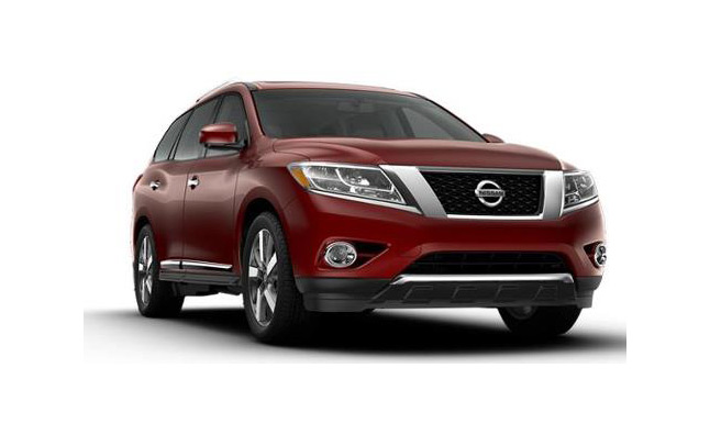 2013 Nissan Pathfinder Production Model Revealed