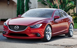 2014 Mazda6 Diesel Due in Late 2013