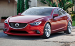 2014 Mazda6 to Get Larger 2.5L Skyactiv Engine