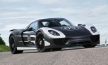 Porsche 918 Spyder to Get Track Pack Option