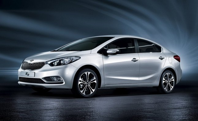 2014 Kia Forte Unveiled, Heading to America Early Next Year – Video