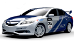 Acura ILX Could Go Racing in World Challenge, Grand Am Says PR Boss