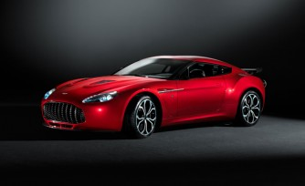 Aston Martin V12 Zagato Production Reduced to 101