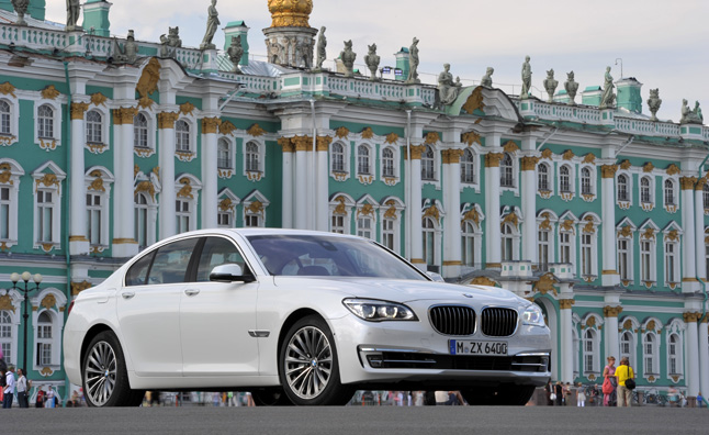 2013 BMW 7 Series Details Announced, Takes $2,000 Hike