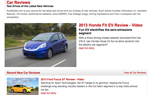 Most Read Car Reviews of the Week: July 1-7, 2012