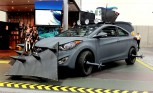Hyundai Elantra Coupe is a Zombie Killing Machine