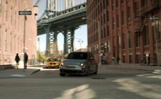 Fiat 500T Possibly Revealed in New Commerical