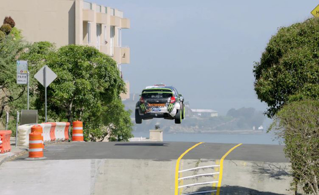 Ken Block's Gymkhana Five Released