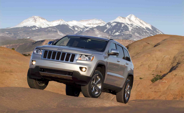 Jeep Says Grand Cherokee 'Moose Test' Failure Faked
