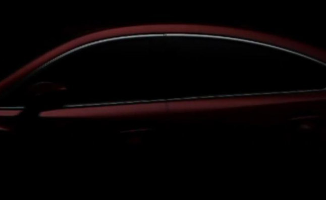 2014 Mazda6 Side Profile Revealed in Fourth Teaser