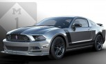 Win a 2013 Boss 302 Mustang Laguna Seca… For $10