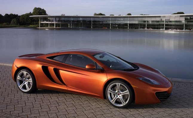 McLaren F1 Successor may bow at Pebble Beach