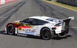 Mugen CR-Z Super GT Race Car Hits the Track – Video