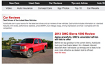 Most Read Car Reviews of the Week: July 22 – 29, 2012