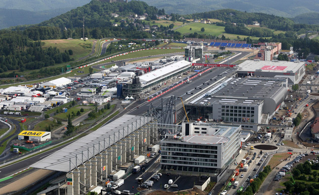 Nürburgring on Verge of Bankruptcy, EU Has No Plans to Help