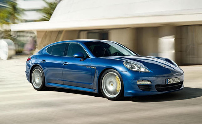 Porsche Panamera Estate Unlikely for US Market