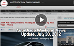 One Minute Weekend News Wrapup: 2014 Kia Forte Revealed, Veloster Turbo R-Spec Rumored