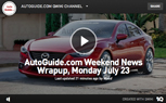 One Minute Weekend News Wrap-up: Mazda6 Details Leaked, BMW Renting Cars