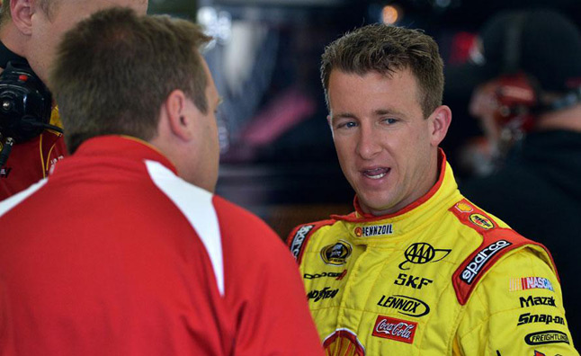 AJ Allmendinger's Suspension Possibly Caused by Energy Drink