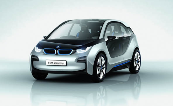 BMWi Electric Cars to be Sold Online, in Dealerships