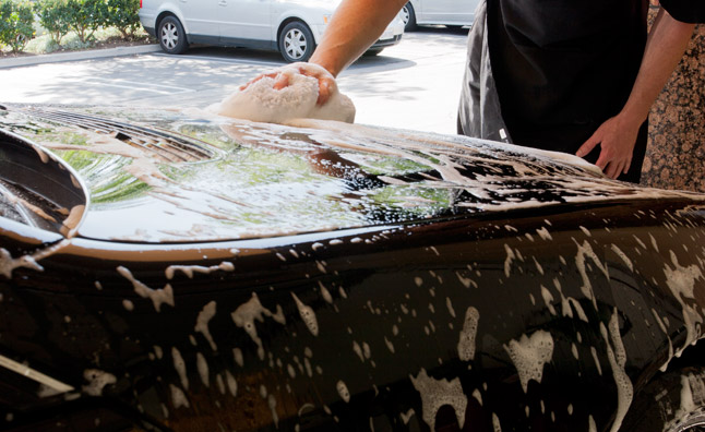 Self Healing Coating Could Mean No More Car Washes