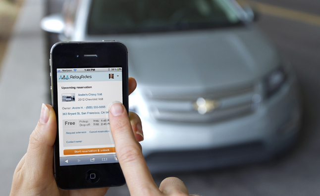 GM Promotes Car Sharing Through OnStar