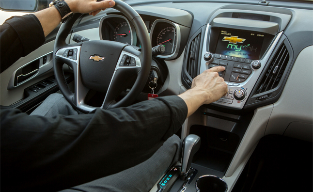 Chevrolet Equinox Spun as Car for Old People