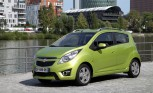 Chevrolet Spark Gets Less than 40 MPG