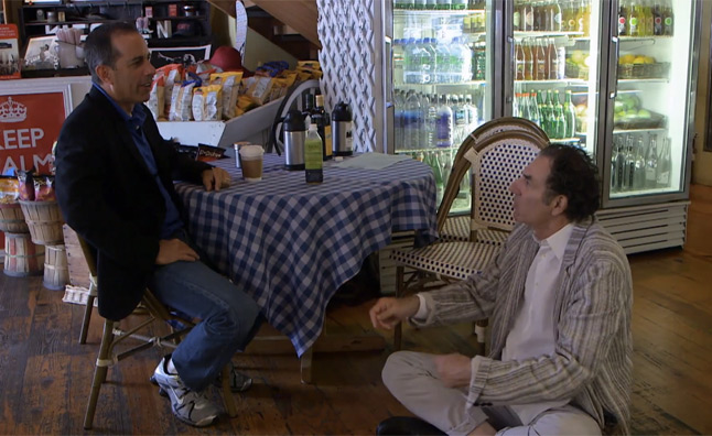 Seinfeld's 'Comedians in Cars Getting Coffee' Extended Length Promo – Video