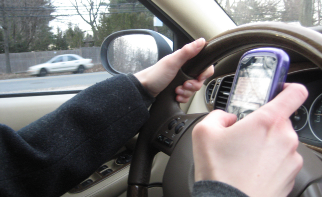 Distracted Driving Laws Might Make Roads More Dangerous