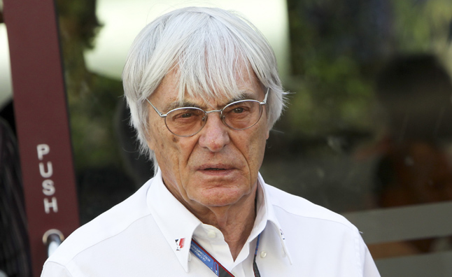 Bernie Ecclestone Offers to Help the Nurburgring