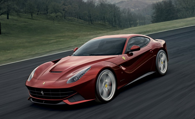 Ferrari F12 Berlinetta Mega Gallery – New Photos