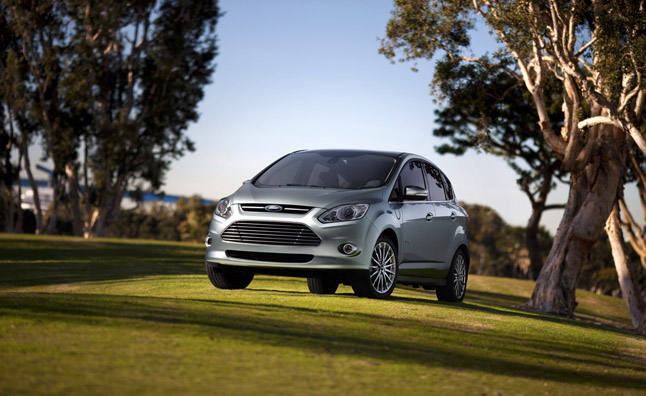 Ford C-Max Energi is Most Affordable Plug-In Hybrid
