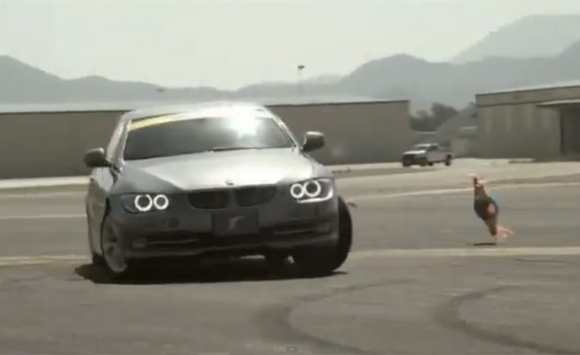 Goodyear Goes Gymkhana in New 'Control Freak' Ad – Video