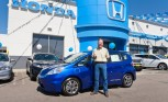 Honda Fit EV Delivered to First Customer in California