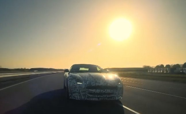 Jaguar F-Type Teased in Two New Videos
