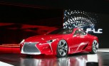 Lexus LF-LC Headed to Production Within Three Years