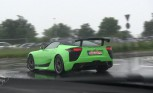 Lexus LFA AD-B Bright Green Model Revealed in Video