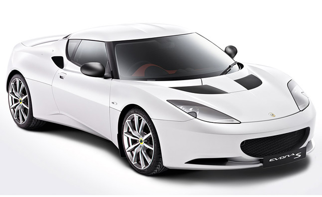 2013 Lotus Evora S Adds Six-Speed Automatic Transmission Option
