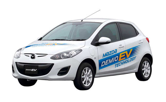 Mazda 2 EV Available for Lease in Japan Later this Year