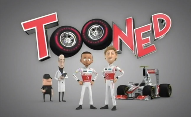 McLaren Animation Launches Animated Short Series 'Tooned'