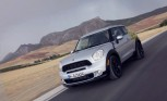 Mini Paceman Official Spy Photos Released
