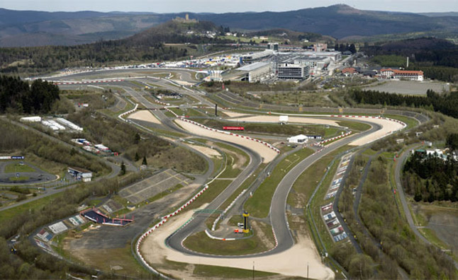 Nürburgring Officially Bankrupt Says State Governor
