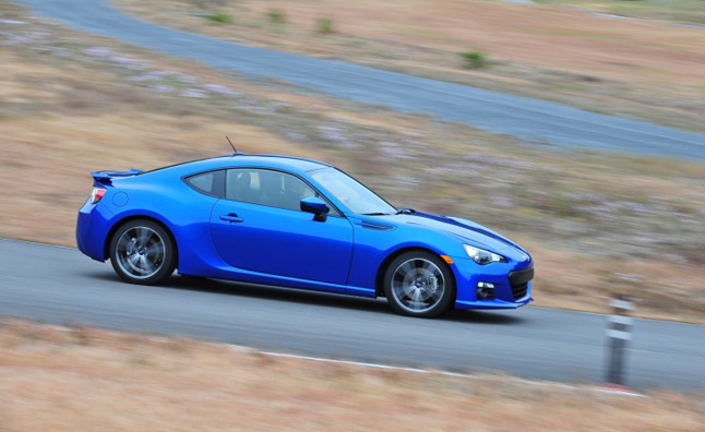 Subaru BRZ Sells Out in Australia in Three Hours