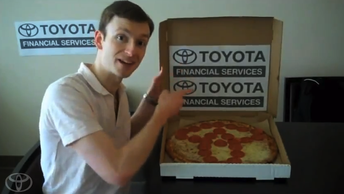 Toyota Awards New Corolla to Rapping Grad-Student